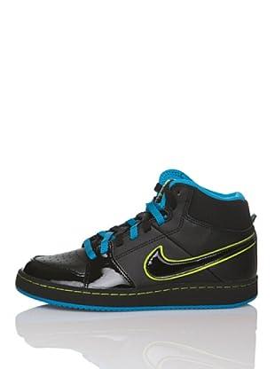 Nike Zapatillas Casual Nike Backboard 2 Mid (Gs) (Negro)
