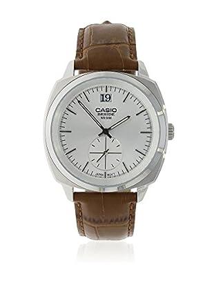 Casio Reloj con movimiento cuarzo japonés Man Bem-150L-7A 40 mm