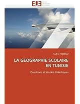 La Geographie Scolaire En Tunisie