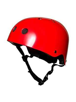 Kiddimoto Fahrradhelm Bright Red