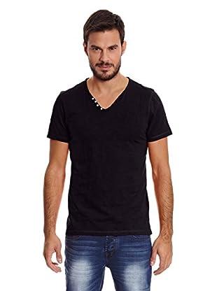 Paul Stragas Camiseta Isaac (Negro)