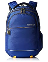 American Tourister Synthetic Blue Laptop Bag (65W (0) 01 006)