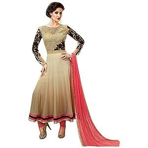 Multicolor Georgette Anarkali Suit - LFSUBELA212