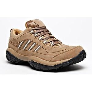 Foot 'n' Style Tan Men Sports Shoes - FS205
