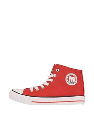 Mtng Botas Deportivas (Rojo)