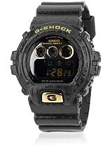 G-Shock DW-6900CR-3DR-G413 Black/Black Digital Watch