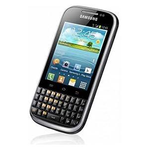 Samsung Galaxy Chat GT-B5330 Smartphone-Black