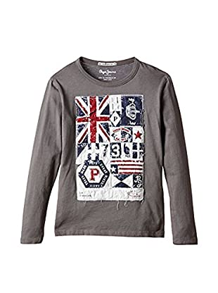 Pepe Jeans London Camiseta Manga Larga Troy Kids