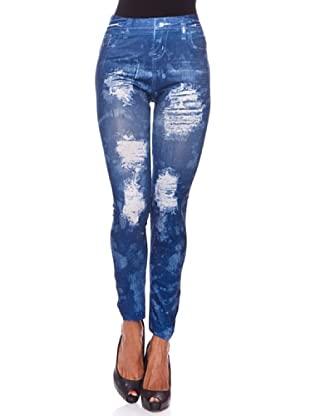 INTIMAX Leggings (Blau)