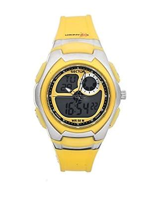 Sector Quarzuhr Street Fashion R3251172039 gelb 35  mm