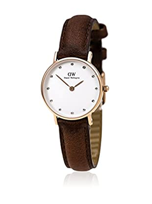 Daniel Wellington Reloj de cuarzo Woman DW00100059 26 mm