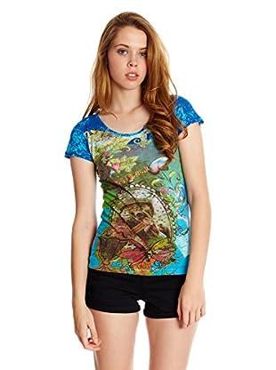 SideCar Camiseta Manga Corta Anais