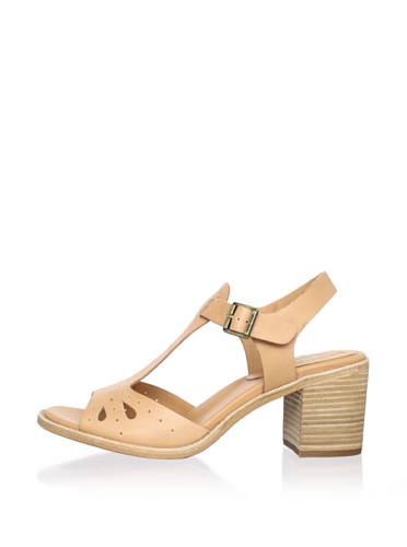Kork-Ease Women's Betheny T-Strap Sandal (Natural)
