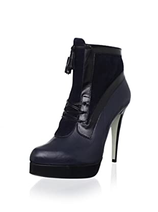 Jason Wu Women's Peony Tassel Boot (Royal Blue/Black)