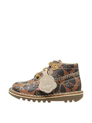 Airborne Footwear Ltd. Zapatillas Luisiana (Marrón / Multicolor)