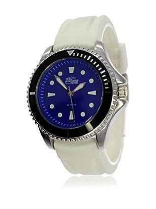 Pit Lane Uhr mit Miyota Uhrwerk Pl-3003-1 schwarz 40 mm