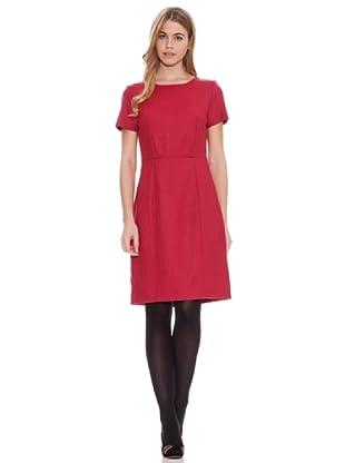 Vilagallo Vestido Clásico (Rojo)