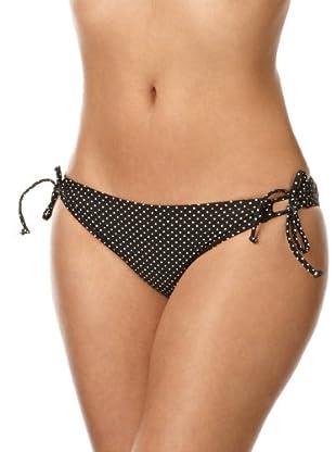 Roxy Braguita Bikini Monica Dots 70S (Negro)