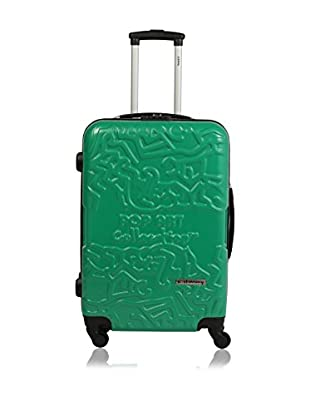 KEITH HARING Hartschalen Trolley 29200   58  cm