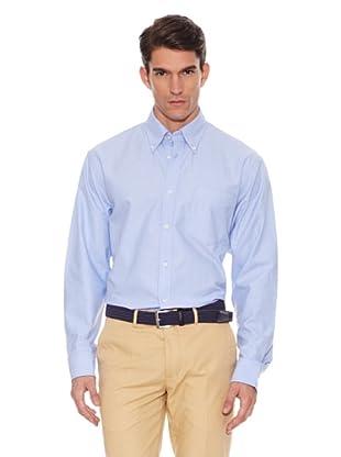 Hackett Camisa Bolsillo (Azul)