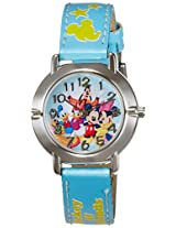 Disney Analog Multi-Color Dial Unisex's Watch - 98203