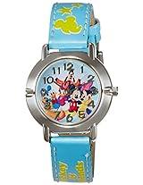 Disney Analog Multi-Color Dial Unisex's Watch - 98203