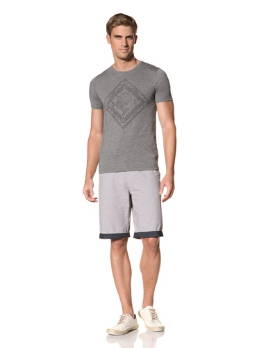 Ted Baker Men's Murre Tee (Grey Marl)