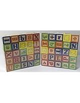 Alphabet Blocks (Set of 50)