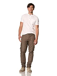 Madison Park Men's Cargo Pants (Army)