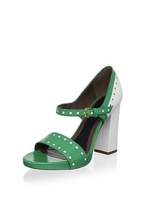 Marni Women's Maryjane (Spring Green)