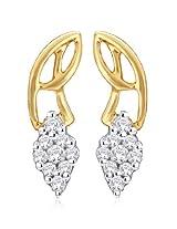 Nitya Diamond Earring IDE00718 from Sangini