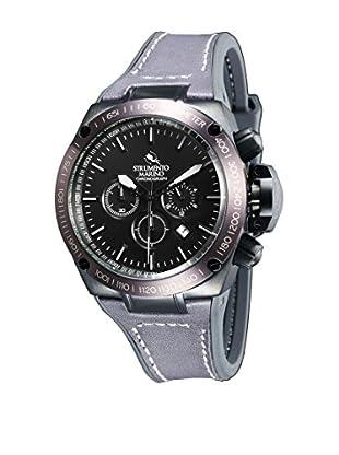 Strumento Marino Reloj Defender Chrono SM107L-BK-NR-GR
