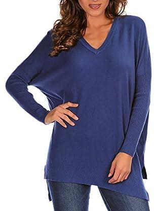 Bleu Marine Jersey Paula