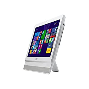MSI Adora Series Adora20 2BT-010US 19.5-Inch All-in-One Desktop (White) (Discontinued by Manufacturer)
