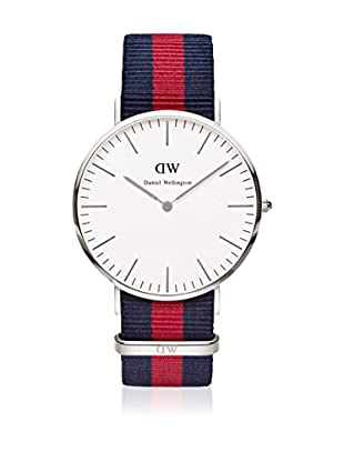 Daniel Wellington Reloj con movimiento cuarzo japonés Man Oxford 40 mm