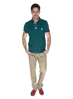 Giorgio Di Mare Polo Sawyer (Verde)