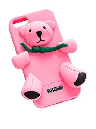MOSCHINO Case iPhone 5/5S rosa