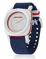 Converse Blue Plastic Analog Men Watch VR022 450