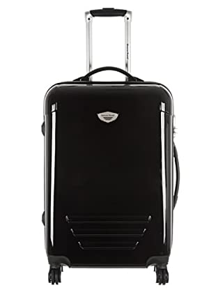 American Revival Trolley 4 Rollen Colors 70x48x29 cm (Schwarz)