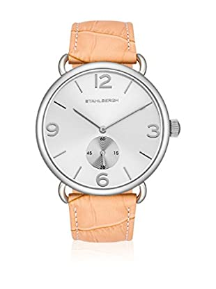 Stahlbergh Quarzuhr Lillesand orange 39  mm