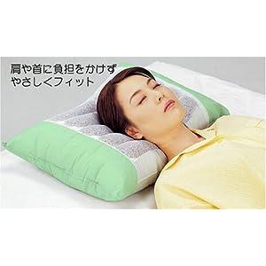 トルマリンから発生するマイナスイオンが快眠をもらたします。「トルマリン・パイプエステル健康まくら」<br />