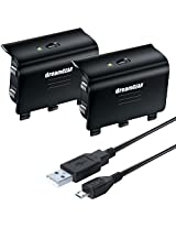 DreamGear Xbox One Charge Kit