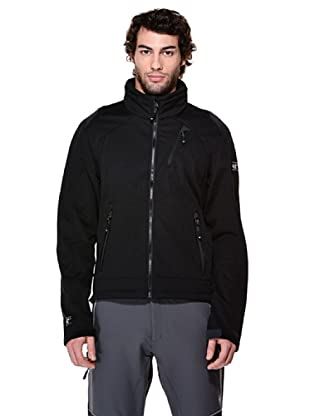 Black Wolf Giacca Soft Shell (Nero)