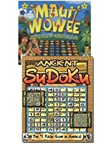 Puzzle 2 Pack: Ancient Sudoku + Maui Wowee (PC)