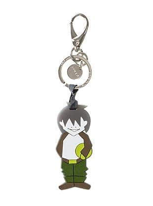 Furla Portachiavi Candy Bambino verde militare