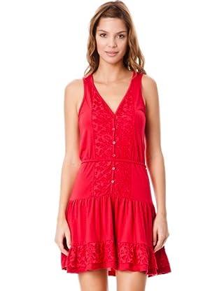 BDBA Vestido Moon (Rojo)