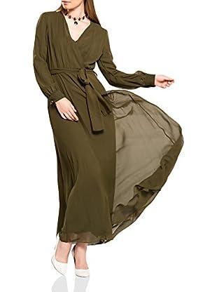 IRONI Vestido Largo