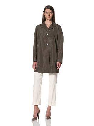 JIL SANDER Women's Light Taffeta Coat