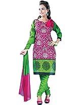RGN Retails Cotton Unstitched Dress Material For Salwar Suits Kameez RGN-1547