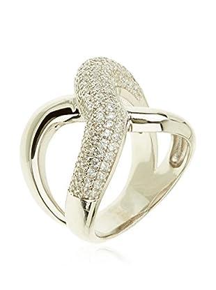 ANDREA BELLINI Ring Croisillon Lumière